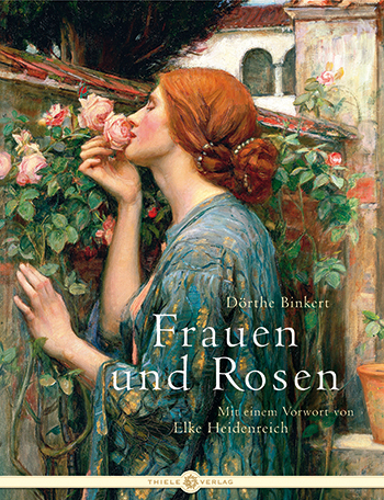 Women and roses