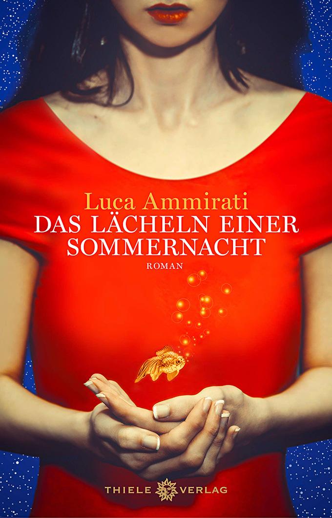 Luca Ammirati, Das Lächeln einer Sommernacht (Buchcover)