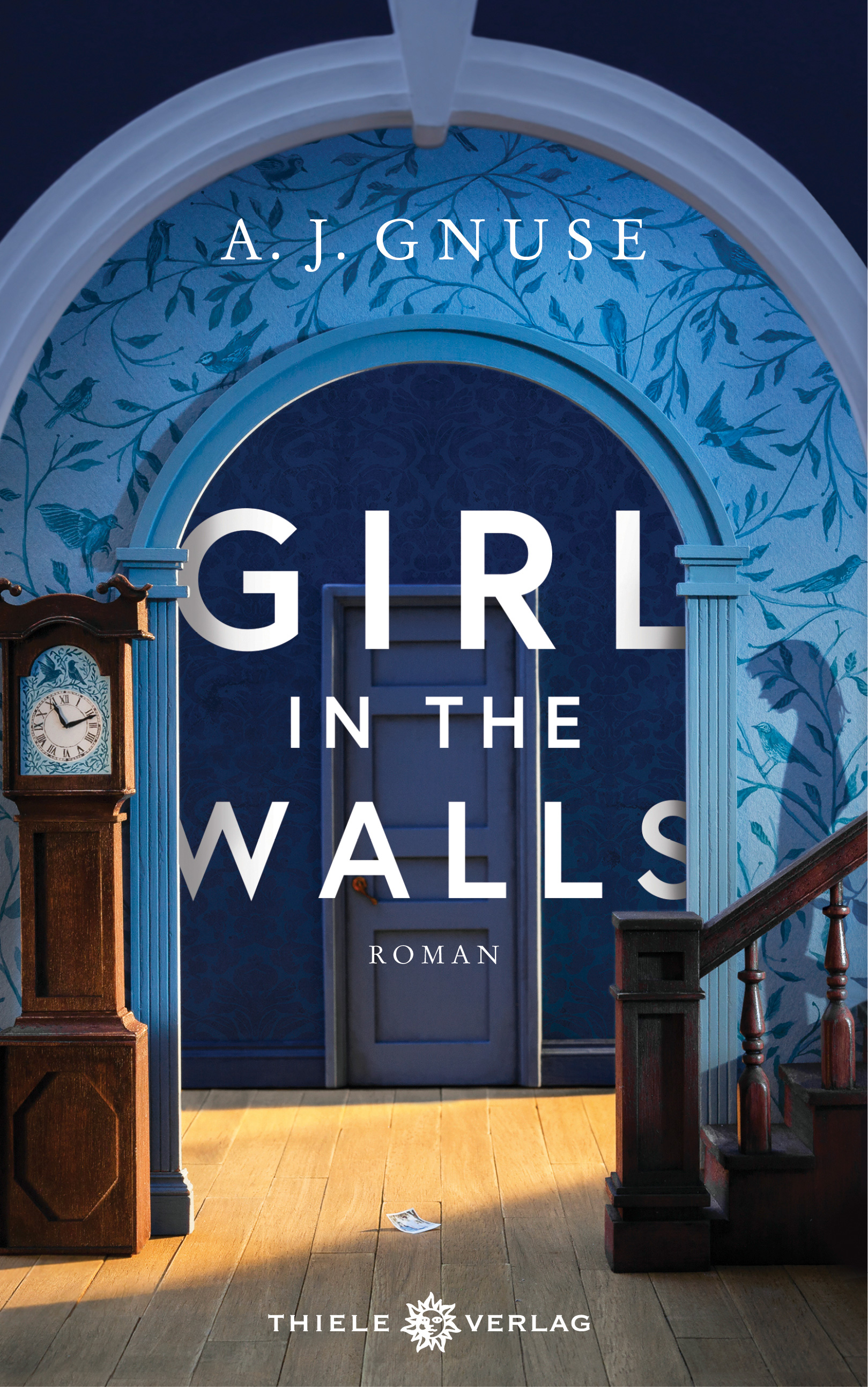 A. J. Gnuse, GIRL IN THE WALLS