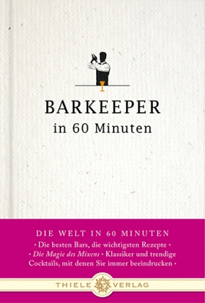 Gisela und Gordon Lueckel • Barkeeper in 60 Minuten