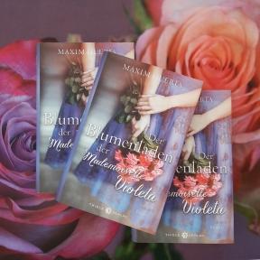 Màxim Huertas Roman »Der Blumenladen der Mademoiselle Violeta«