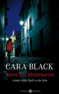 Cara Black • Mord am Montmartre