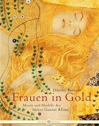 Grußkarten-Box Frauen in Gold