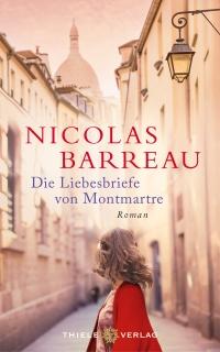 Buchcover Die Liebesbriefe von Montmartre